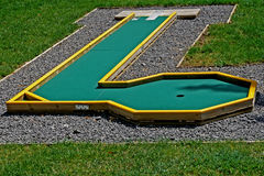 Kleines Golf 16 Stockbilder