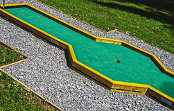 Kleines Golf 8 Stockfotos