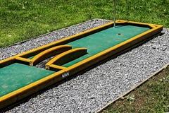 Kleines Golf 9 Lizenzfreies Stockfoto