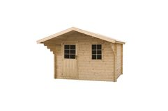 Kleines Haus Stockbild