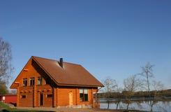 Kleines Haus Stockfotos