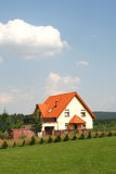 Kleines Haus Lizenzfreies Stockfoto