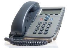 Kleines IP-Telefon Stockfoto