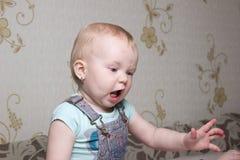 Kleines Kind Stockbild