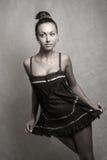 Kleines Kleid Stockfotos