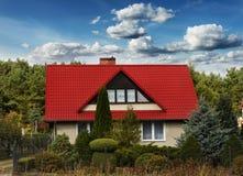 Kleines Landhaus Lizenzfreie Stockfotografie