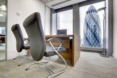 Kleines London-Büro Stockfotos