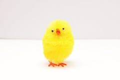 Kleines lustiges Huhn des Spielzeugs Lizenzfreie Stockbilder