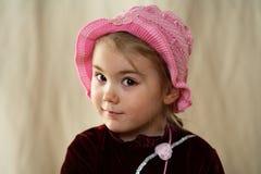 kleines Mädchen 1 Lizenzfreie Stockbilder