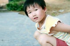 Kleines Mädchen Stockfotos