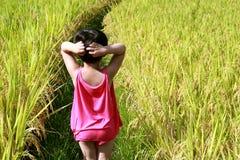 Kleines Mädchen Lizenzfreies Stockfoto