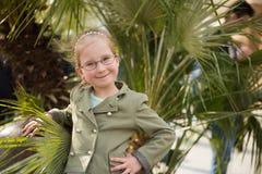 Kleines Mädchen 2 Stockfoto