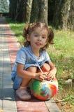 Kleines Mädchen lizenzfreie stockbilder