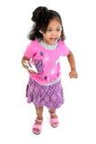 Kleines Mädchen-Musik Lizenzfreie Stockbilder