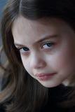 Kleines Mädchen-Schreien Lizenzfreies Stockbild