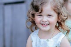Kleines Prinzessinkleid Stockfotos