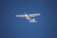 Kleines Privatflugzeug stockbilder