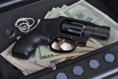 Kleines Safe Lizenzfreies Stockfoto