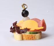 Kleines Sandwich Stockbilder