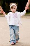 Kleines schönes Mädchen Lizenzfreie Stockbilder