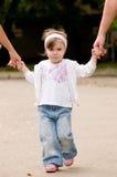 Kleines schönes Mädchen Lizenzfreies Stockbild
