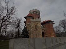 Kleines Schloss Lizenzfreie Stockbilder