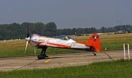 Kleines Sportflugzeug Lizenzfreie Stockfotos