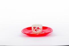 Kleines Teecup Lizenzfreie Stockfotografie