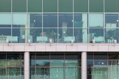 Kleinhandels en bureaucentrum royalty-vrije stock afbeelding