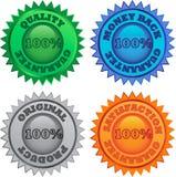 Kleinhandels etiketten Stock Afbeeldingen