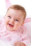 Kleinkind in einer feenhaften Ausstattung Stockbilder