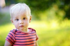 Kleinkindjunge Lizenzfreie Stockbilder
