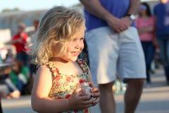 Kleinkindporträt Stockfoto