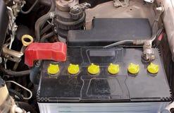Kleinlastwagenbatterie Lizenzfreies Stockfoto