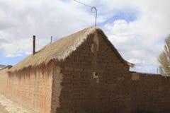 Kleinstadt, San Cristobal, Eduardo Alveroa, Uyuni Bolivien, Stockfotos