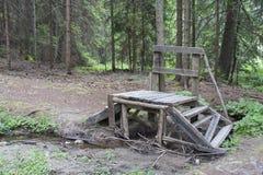 Kleinste brug Stock Afbeeldingen