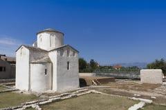Kleinste kathedraal in de wereld stock afbeeldingen