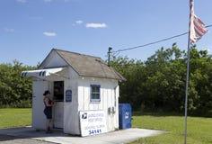 Kleinste Post der Vereinigten Staaten 2 Stockfotografie