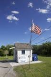 Kleinste Post der Vereinigten Staaten Stockfotos