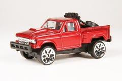 Kleintransporter Ford-4x4 durch Maisto Stockbilder