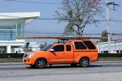 Kleintransporter von CAT Telecom Public Company Limited Lizenzfreies Stockbild