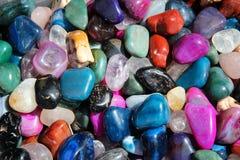 Klejnotów kamienie Fotografia Stock