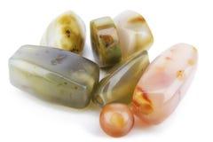 klejnotów kamienie makro- mali Zdjęcie Stock