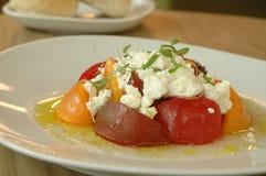 klejnot pomidor sałatkę Fotografia Royalty Free