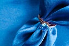 klejnotu pierścionek Zdjęcia Stock