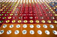 klejnoty podłogi Obrazy Stock