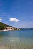 Klek in Croatia royalty free stock images
