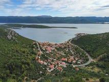 Klek nel Croatia Fotografia Stock Libera da Diritti
