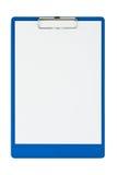 Klembord en document Royalty-vrije Stock Afbeeldingen