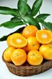 Klementinen lizenzfreie stockfotos